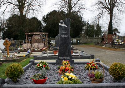 Dolmen Headstone
