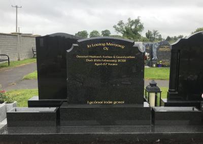 Rustinberg Headstone RTFS