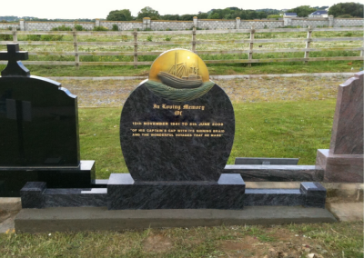 Sailor Seafarer Headstone